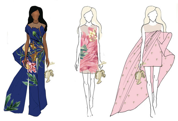 коллекция Алены Ахмадуллиной для Barbie