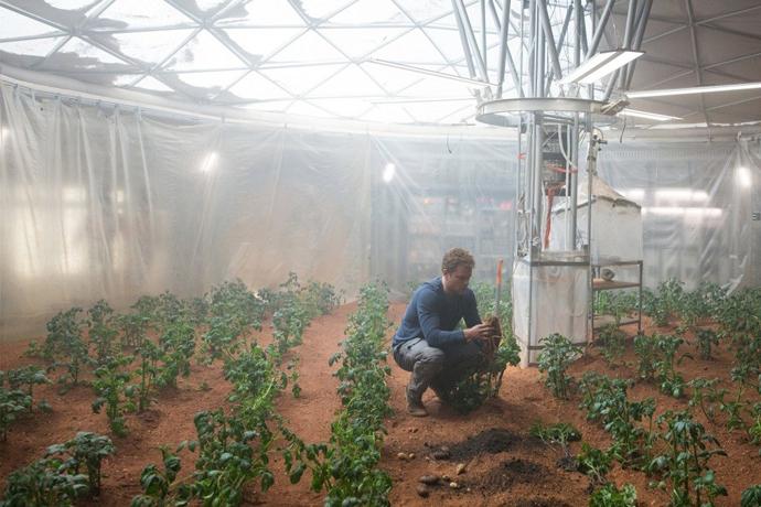 «Марсианин» (The Martian) 3