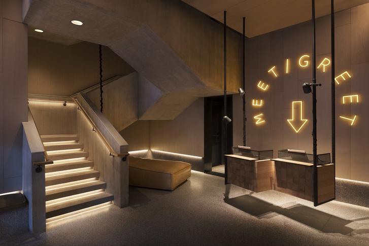 Дизайнерский отель с микро-номерами в Нью-Йорке (фото 18)