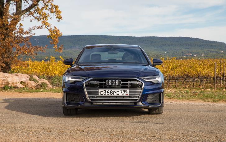 Апгрейд в бизнес-классе: 10 преимуществ нового Audi A6 (фото 15)