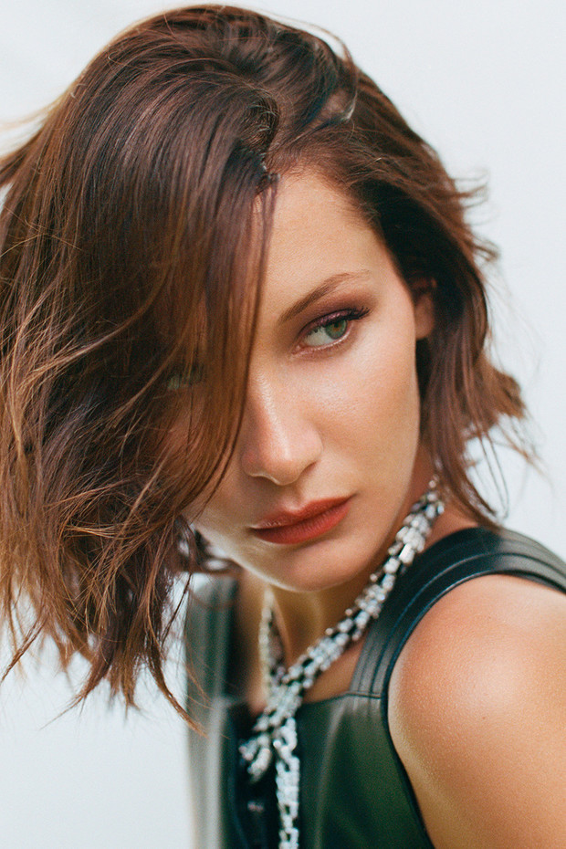 Как повторить макияж с сентябрьской обложки ELLE фото [4]