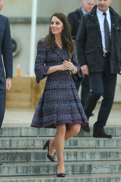 Гардероб Кейт Миддлтон обходится королевской семье в сотни тысячи долларов | галерея [1] фото [3]