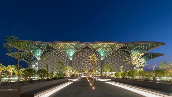 Станционный смотритель: проект Нормана Фостера в Саудовской Аравии (фото 0)