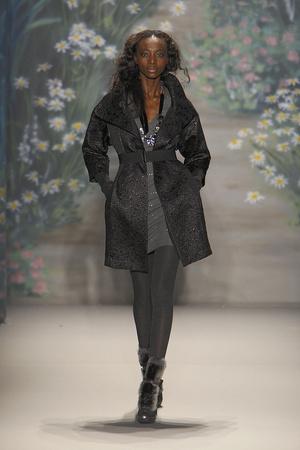 Показ Tracy Reese коллекции сезона Осень-зима 2010-2011 года prêt-à-porter - www.elle.ru - Подиум - фото 145097