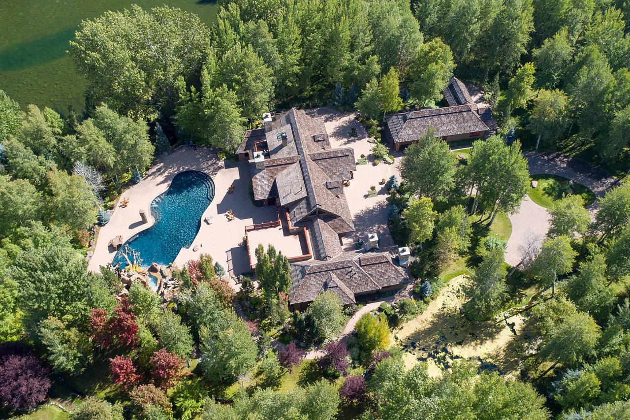 Ранчо Брюса Уиллиса в Айдахо продано за 5,5 млн долларов (галерея 5, фото 5)