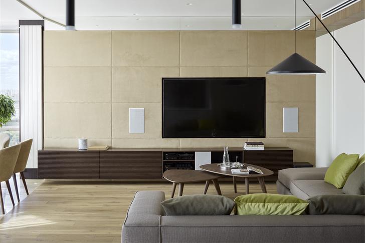 Квартира 121 м²: проект Арианы Ахмад и Татьяны Карякиной (фото 5)