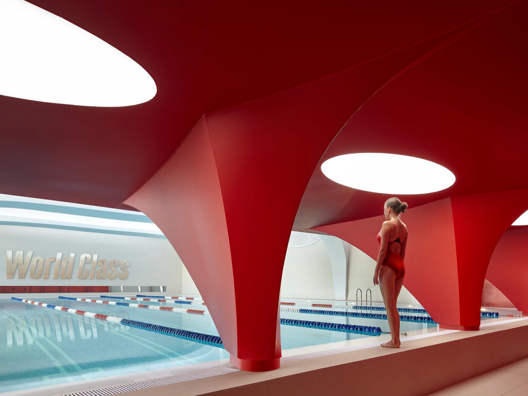 Победитель Red Dot 2018: бассейн от VOX Architects (галерея 6, фото 0)