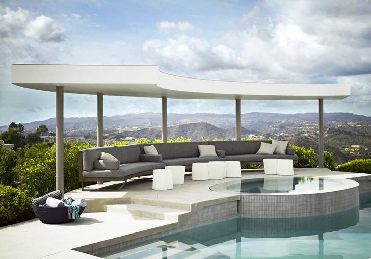 15 восхитительных проектов бассейнов для загородного дома (фото 2)