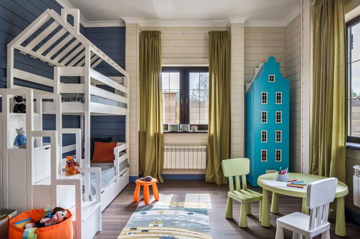 Загородный дом для семьи с тремя детьми (фото 11)
