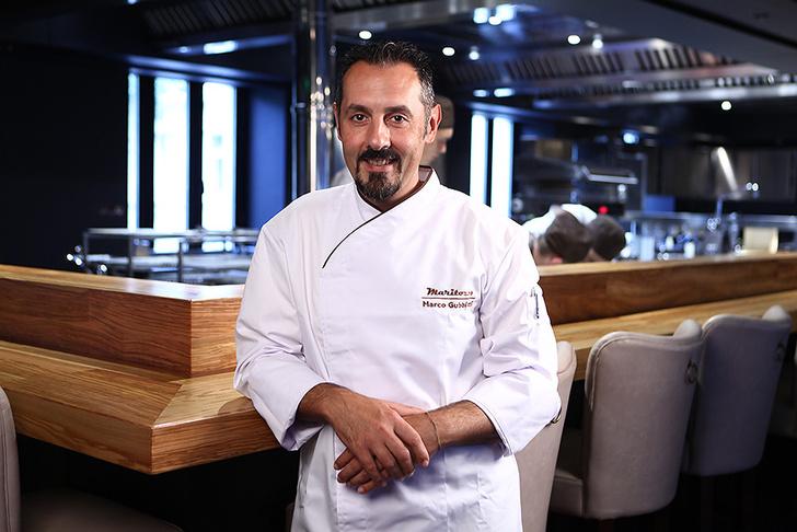 Maritozzo ресторан Марко Губбиотти