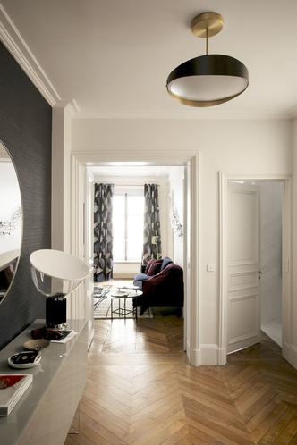 Квартира в бывшем офисе в Париже (фото 9.1)