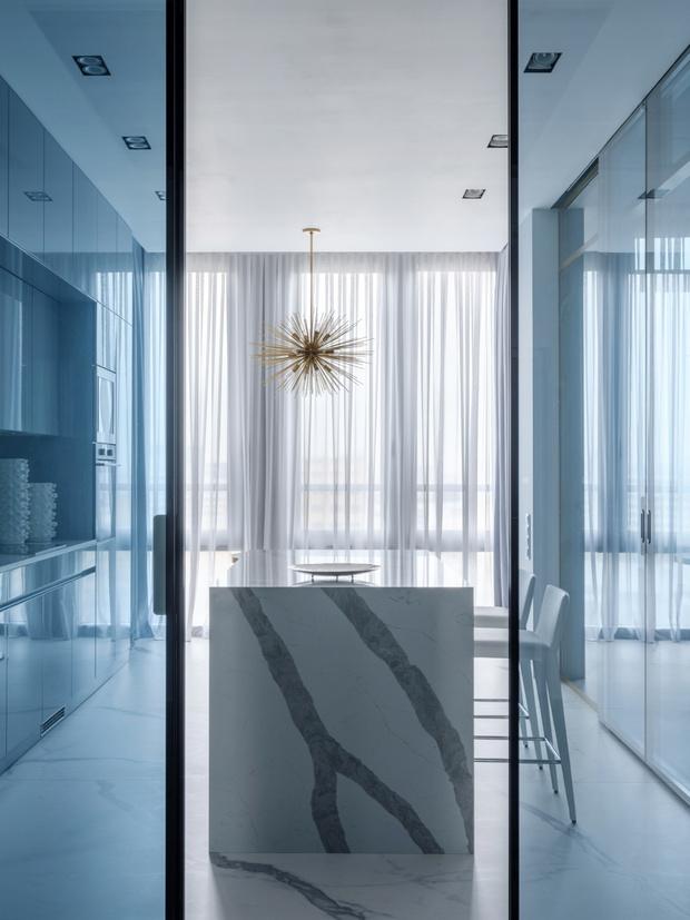 Легкое дыхание: квартира 90 м² в Москве (фото 9)