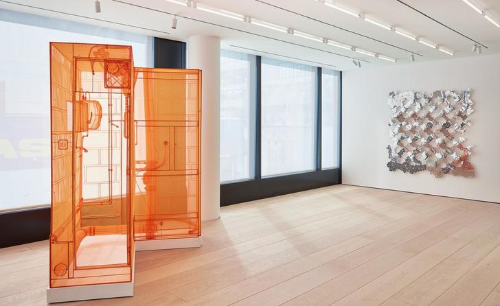 Новая арт-галерея Lehmann Maupin в Челси по дизайну Питера Марино (фото 0)
