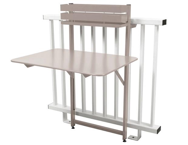 Компактная мебель и аксессуары для небольшого балкона (фото 4)