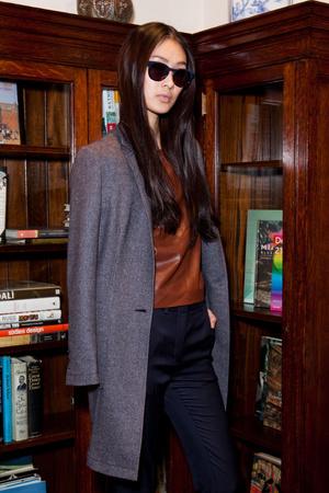 Показ Jenni Kayne коллекции сезона Осень-зима 2012-2013 года Prêt-à-porter - www.elle.ru - Подиум - фото 335890