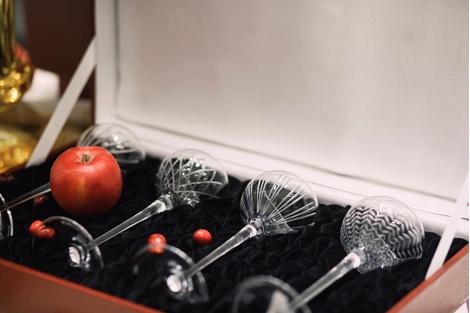 Премьера коллекции KUPOLA для хрустального Дома Moser от российского дизайнера Константина Гайдая | галерея [1] фото [3]