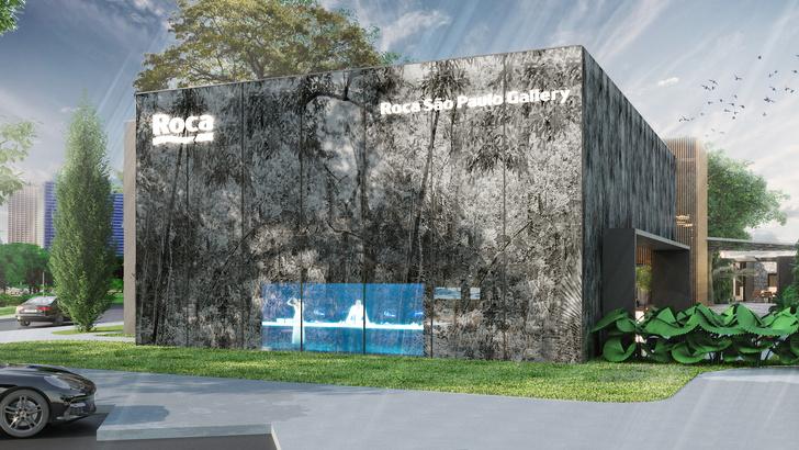 Новая галерея Roca появится в Сан-Паулу (фото 0)