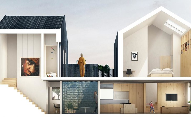 Доступная архитектура: модульные дома Дэвида Аджайе (фото 12)