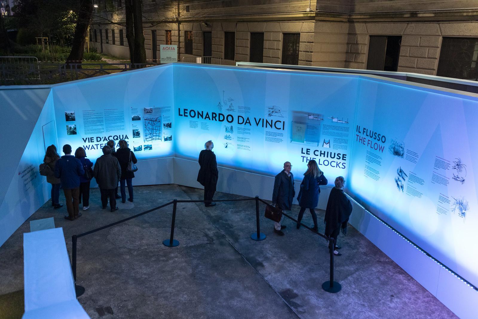 Форма воды: иммерсивный объект AQUA. Leonardo's Vision (галерея 5, фото 0)