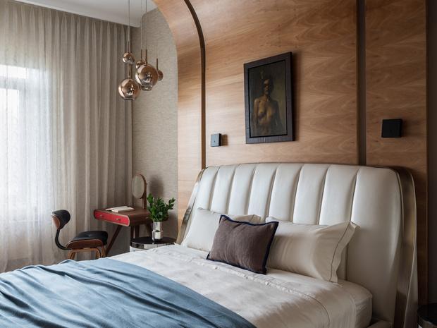 Квартира 100 м²: проект Александра Кривицкого (фото 5)