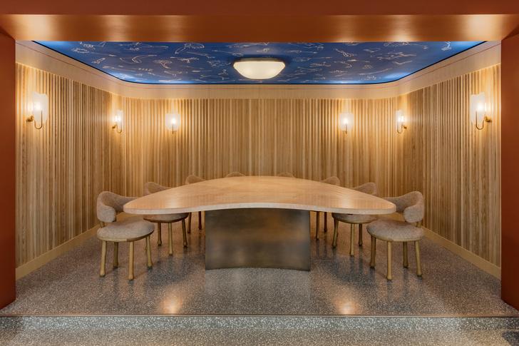 Ресторан по проекту Пьера Йовановича в отеле The Connaught (фото 6)