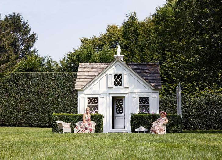 Кукольный дом для внучки миллионеров (фото 0)