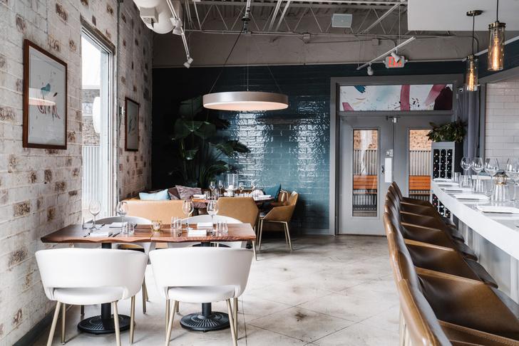 Ресторан Lazy Betty в Атланте (фото 6)