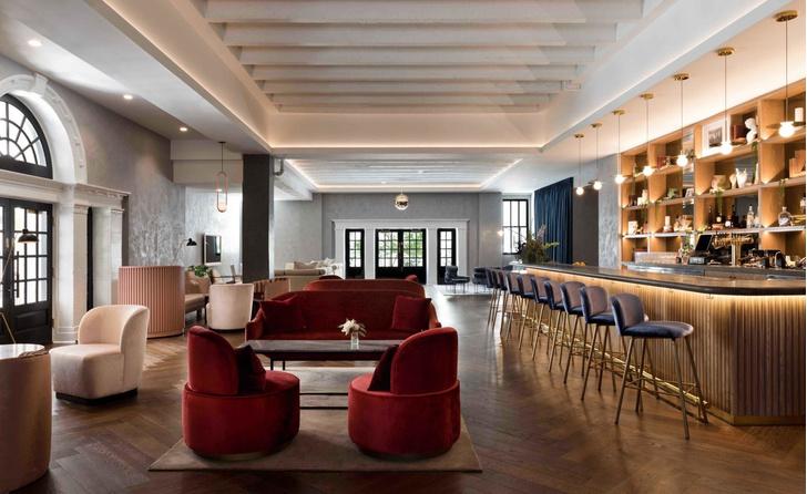 The Guild Hotel: бутик-отель в Сан Диего (фото 4)