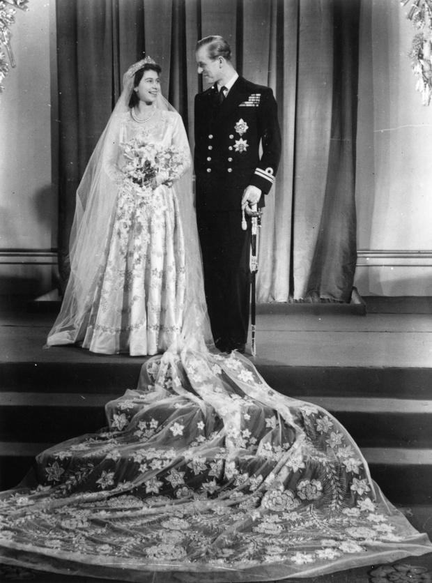 История одного дня: свадьба королевы Елизаветы II и принца Филиппа (фото 2)