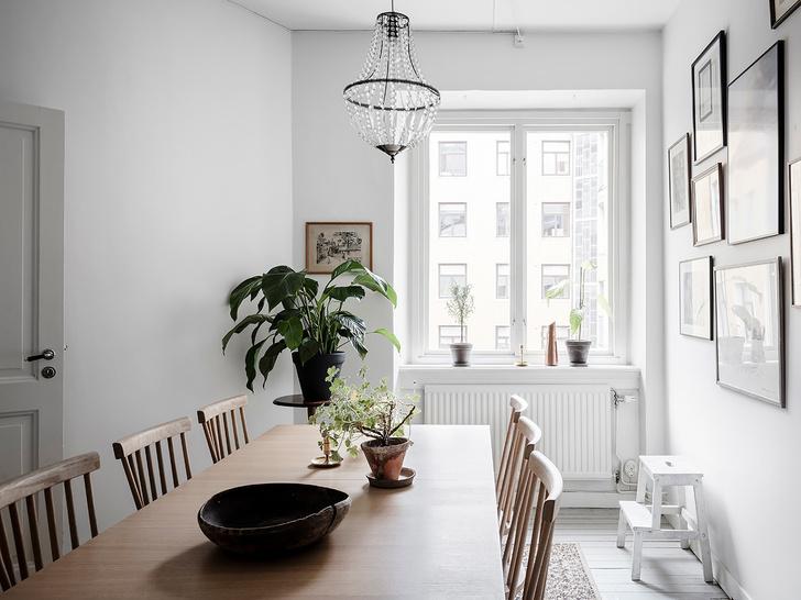 Скандинавский минимализм: квартира в Гетеборге (фото 18)