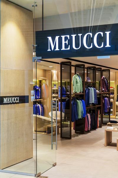 Бренд Meucci представил новую концепцию фирменных магазинов | галерея [1] фото [4]