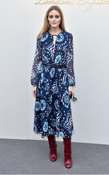 Секреты стиля Оливии Палермо | галерея [2] фото [4]