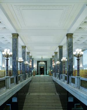 Закончилась реставрация главного читального зала РГБ (фото 5)