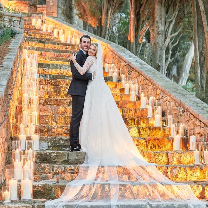 Кейт Аптон поделилась фотографиями со свадьбы фото [2]