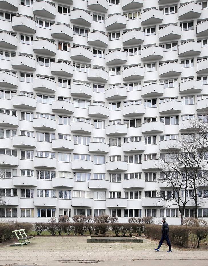 Архитектура в негативах: фотопроект Zupagrafika (фото 6)