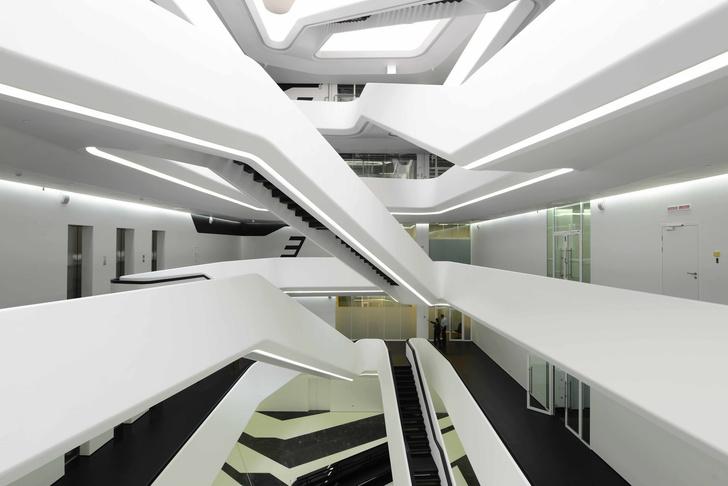 Главные проекты Zaha Hadid Architects в России (фото 22)