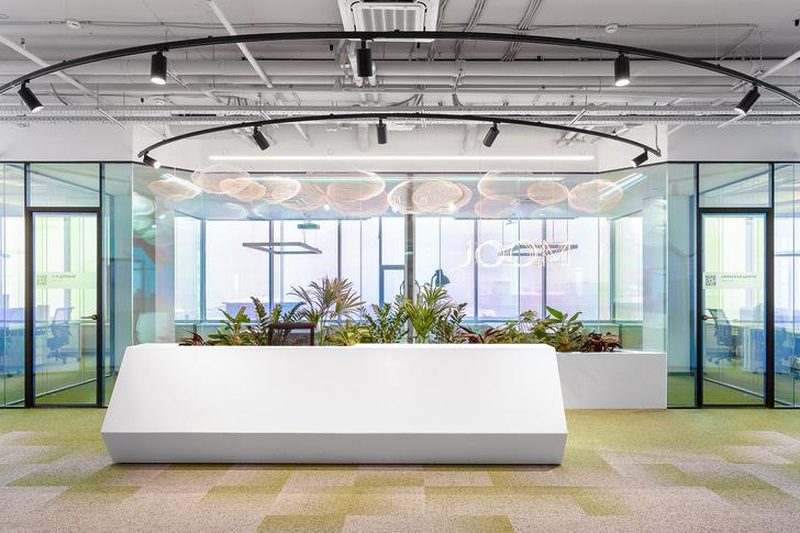 Офис компании Joom в Москве (фото 2)