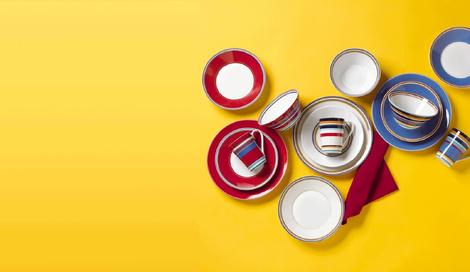 Донна Каран, Lenox, посуда, Городские ценности
