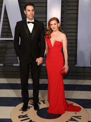 Это любовь: знаменитые пары на афтепати премии «Оскар» (фото 19)