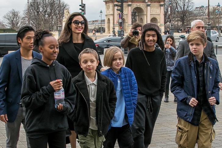 Сенсационное заявление Анджелины Джоли повергло в шок всю Америку (фото 1)