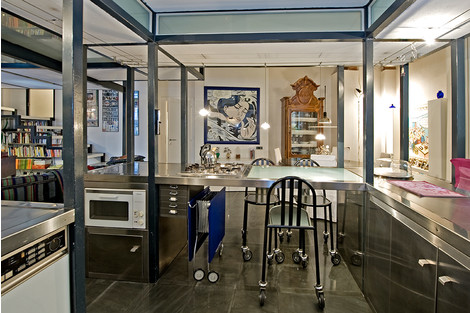 Топ-10: дизайнерские квартиры в Милане | галерея [7] фото [12]