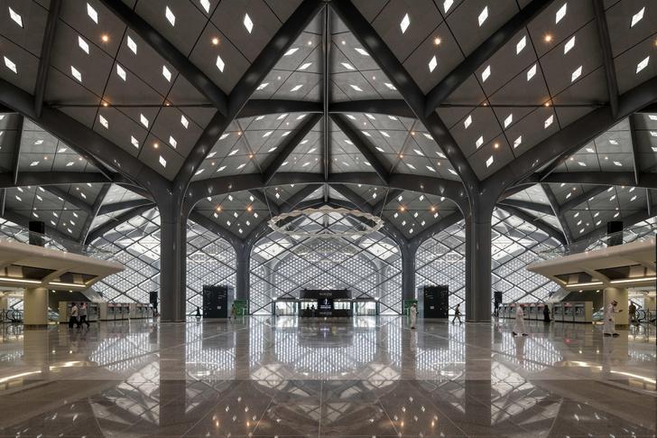 Станционный смотритель: проект Нормана Фостера в Саудовской Аравии (фото 2)